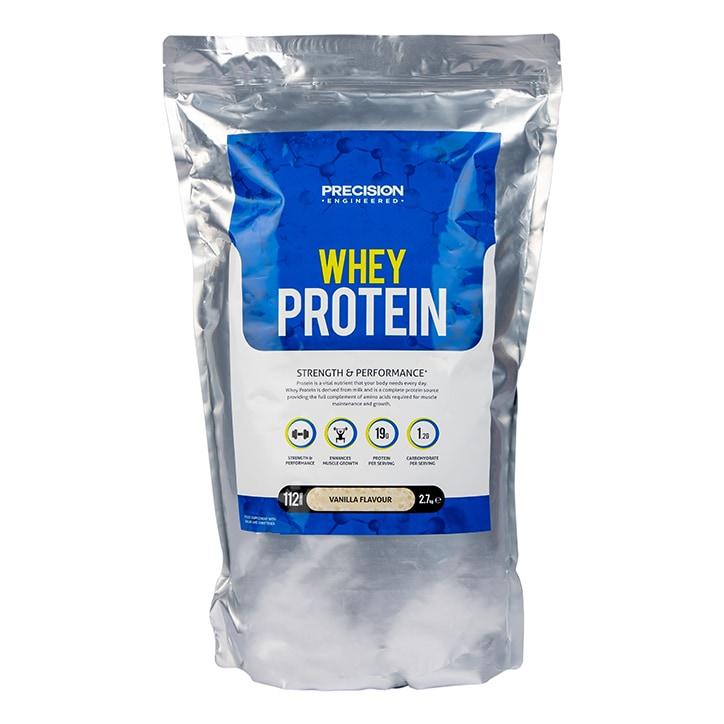Precision Engineered Whey Protein Vanilla 2.7kg