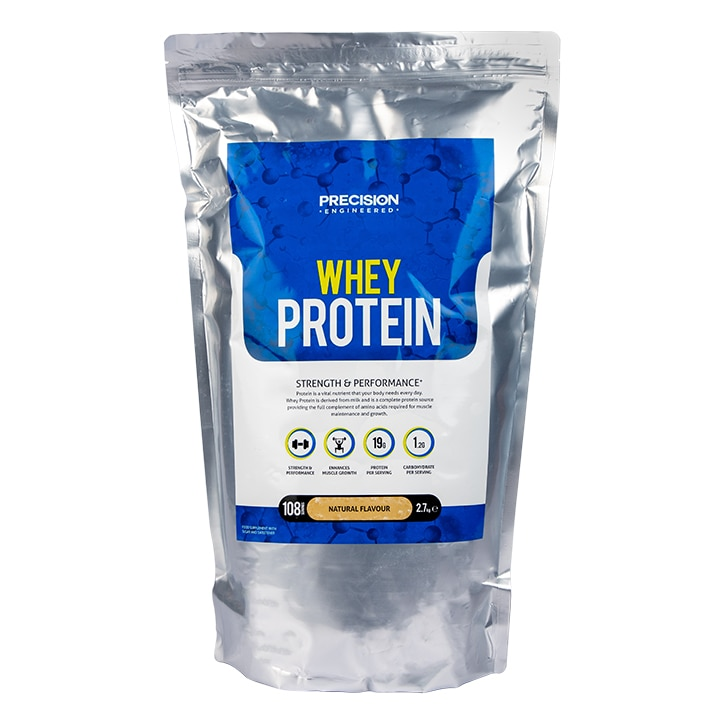 Precision Engineered Whey Protein Natural 2.7kg