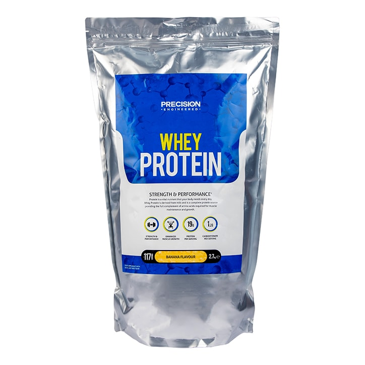 Precision Engineered Whey Protein Banana 2.7kg