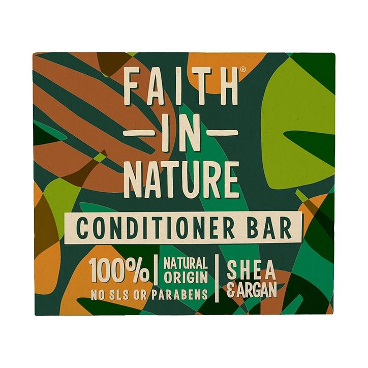 Faith in Nature Shea & Argan Conditioner Bar 85gm