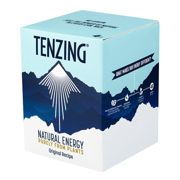 Tenzing Natural Energy 4 x 250ml