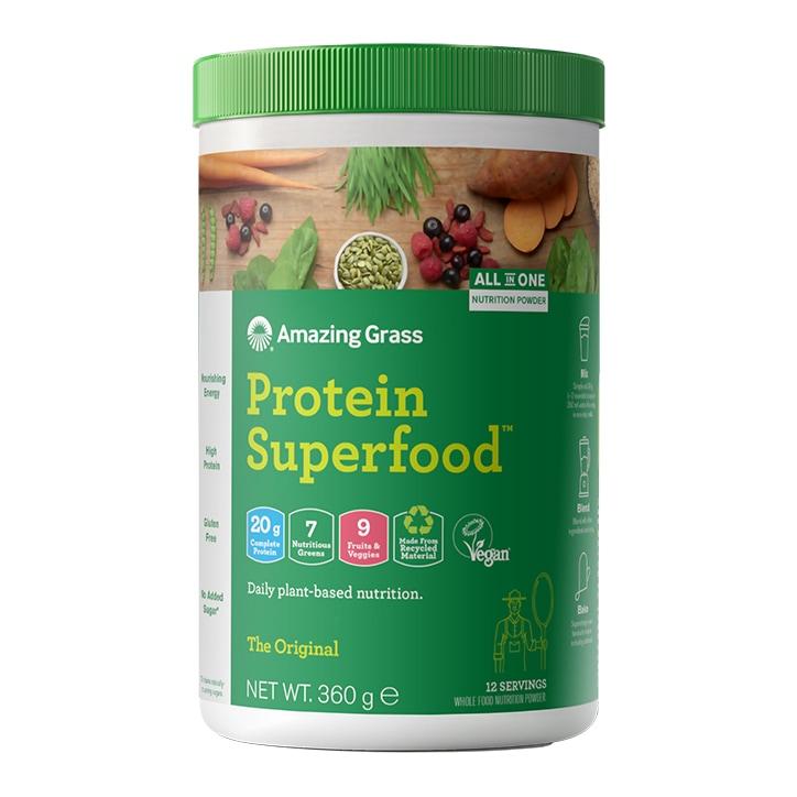 Amazing Grass Protein Superfood Original 360g