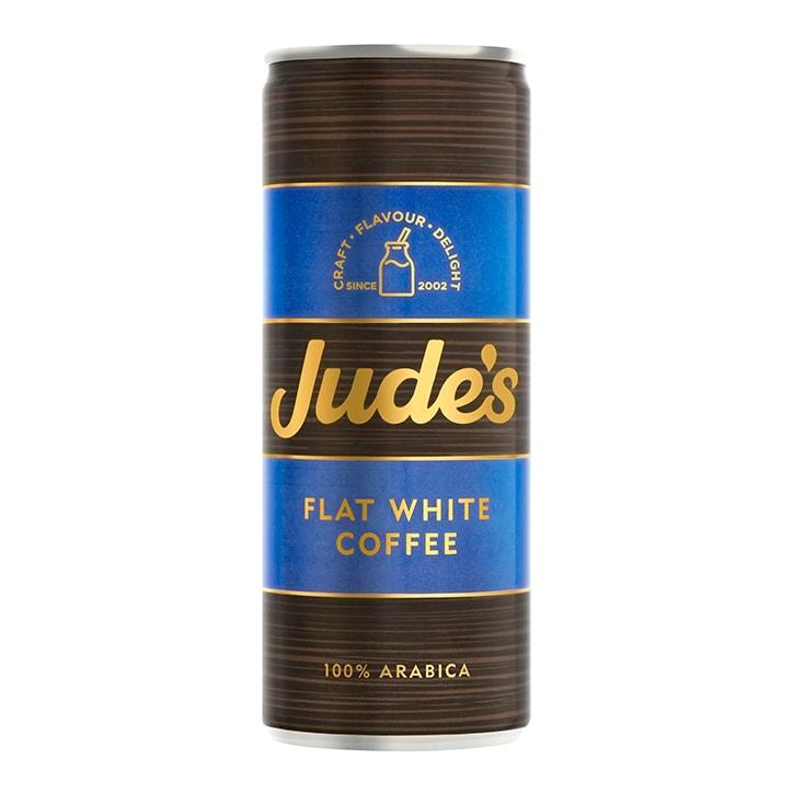 Jude's Flat White Coffee 250ml