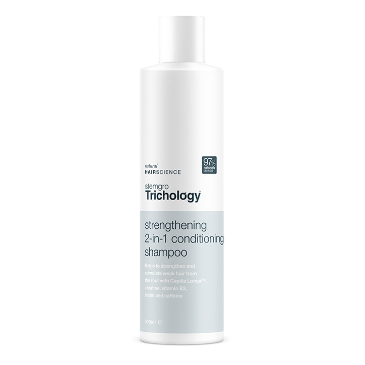 Stemgro Trichology Strengthening 2-in-1 Conditioning Shampoo 322g