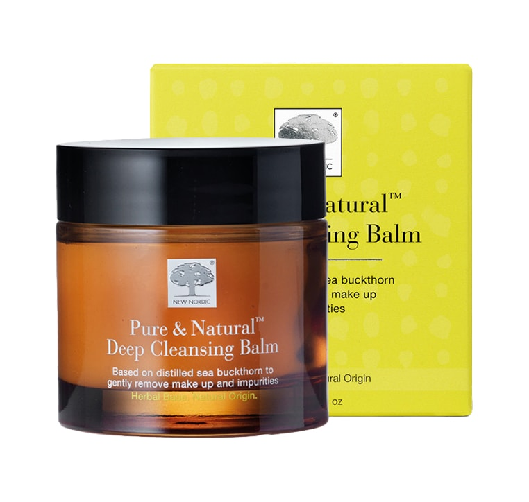 New Nordic Pure & Natural Deep Cleansing Balm 100ml