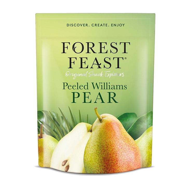 Forest Feast  Peeled Williams Pear 120g