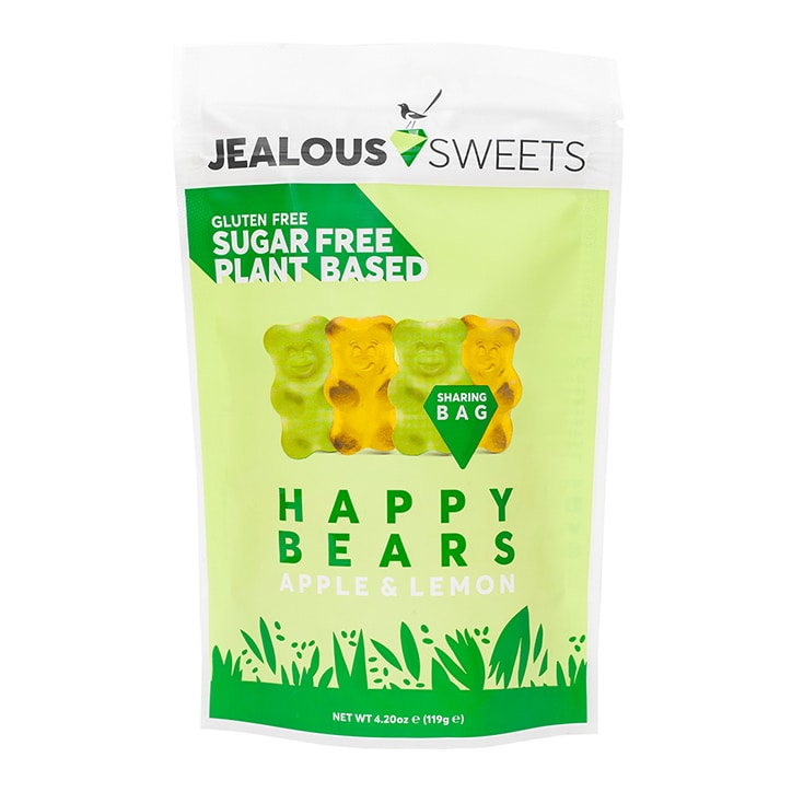 Jealous Sweets Happy Bears Sugar Free Share Bag 119g