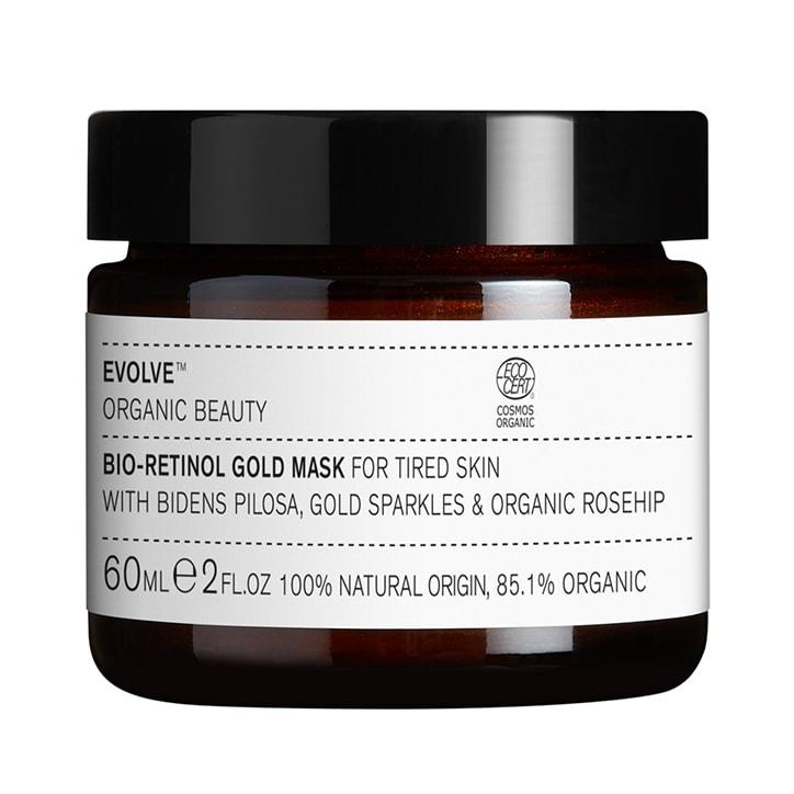 Evolve Bio Retinol Gold Mask 60ml