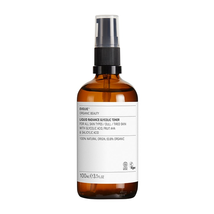 Evolve Liquid Radiance Glycolic Toner 100ml