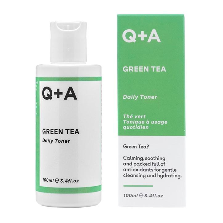 Q+A Green Tea Toner 100ml