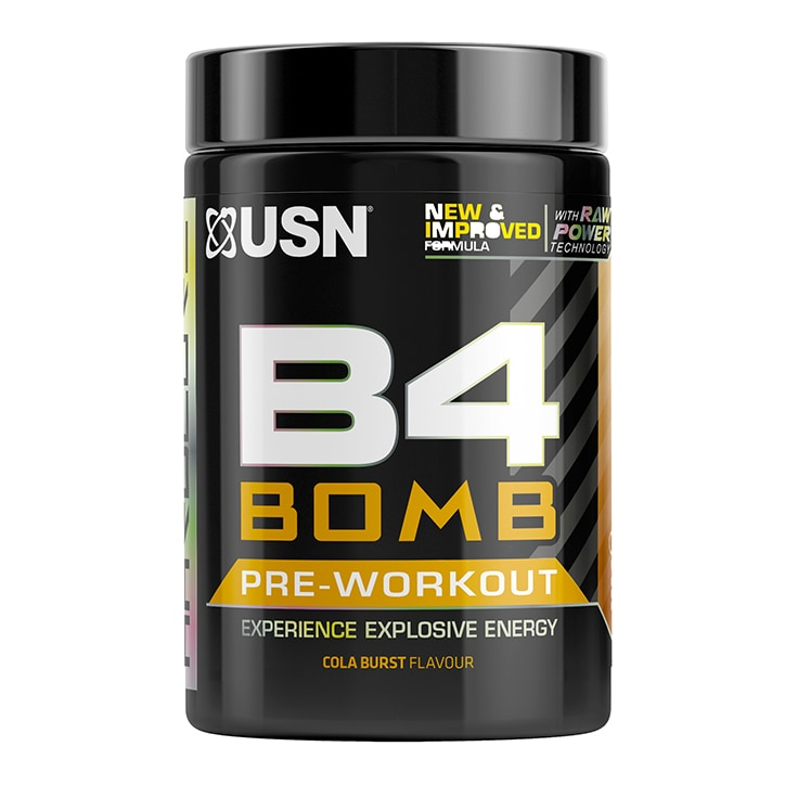USN B4 Bomb Pre-Workout Cola 300g