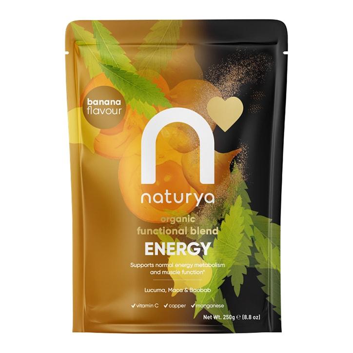 Naturya Organic Functional Blend Energy 250g