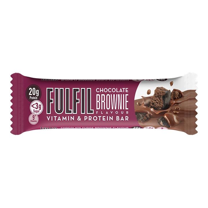 Fulfil Chocolate Brownie Bar 55g