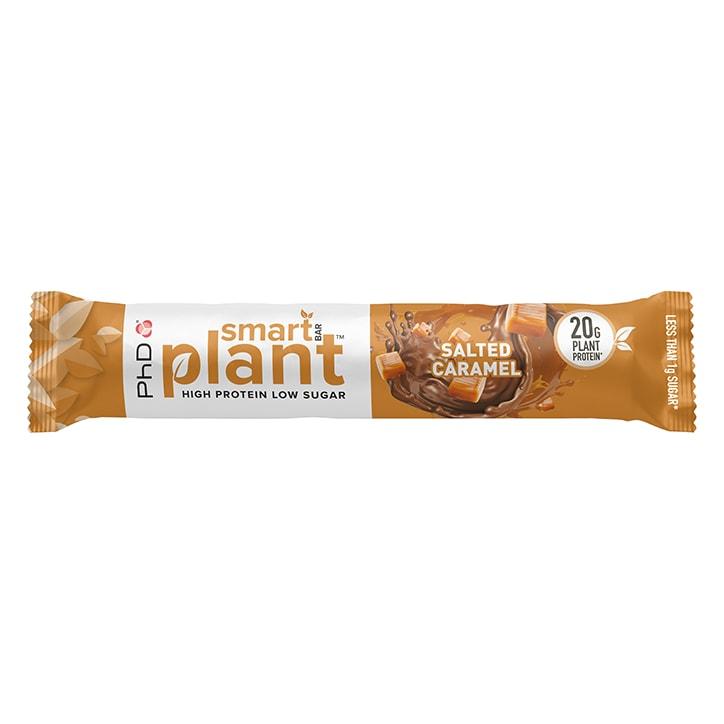 PhD Smart Bar Plant Salted Caramel 64g
