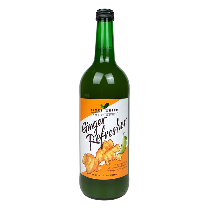 James White Ginger Refresher 750ml