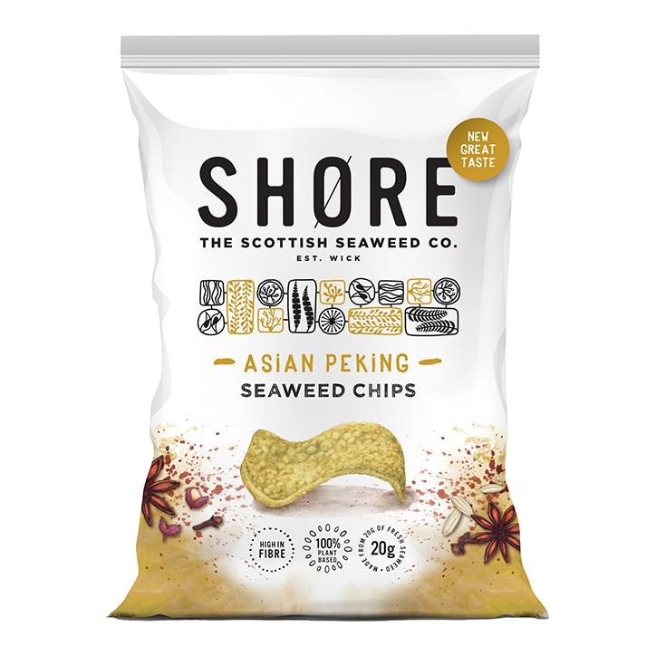 Shore Seaweed Peking Seaweed Chips 80g
