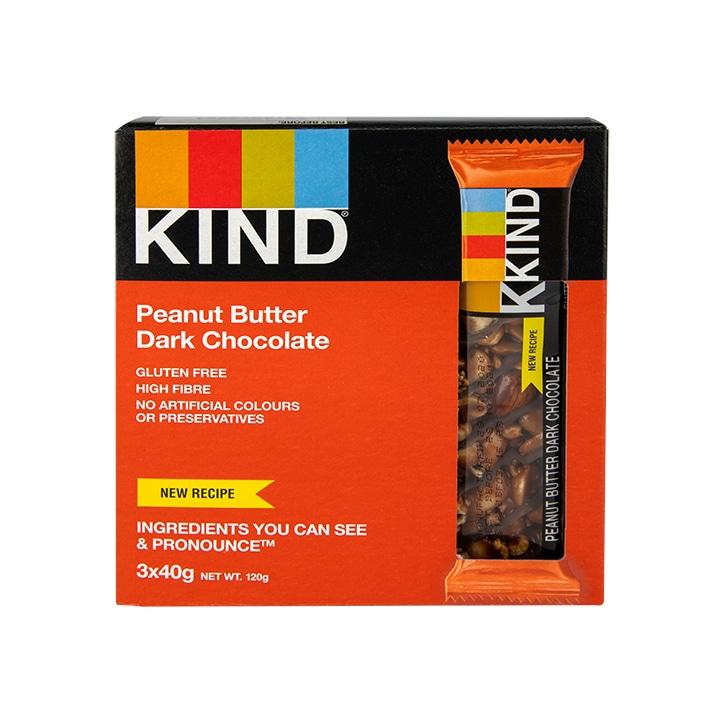 KIND Peanut Butter & Dark Choc Bar 120g