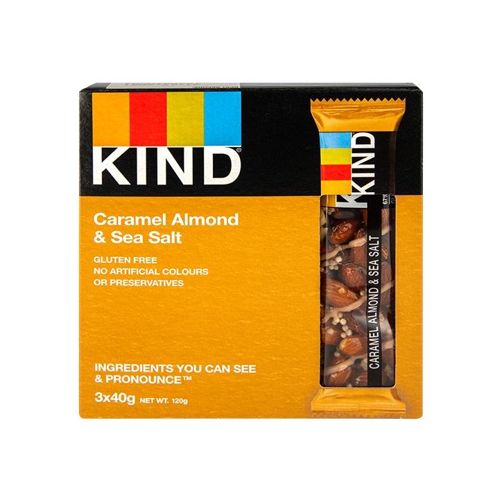 KIND Almond & Sea Salt Bar 120g