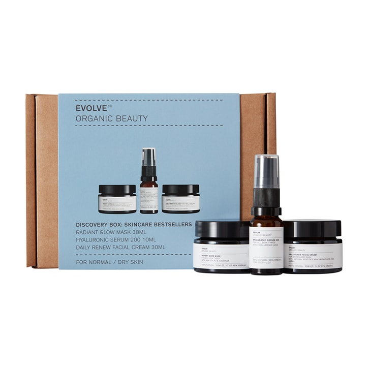 Evolve Discovery Box: Skincare Bestsellers