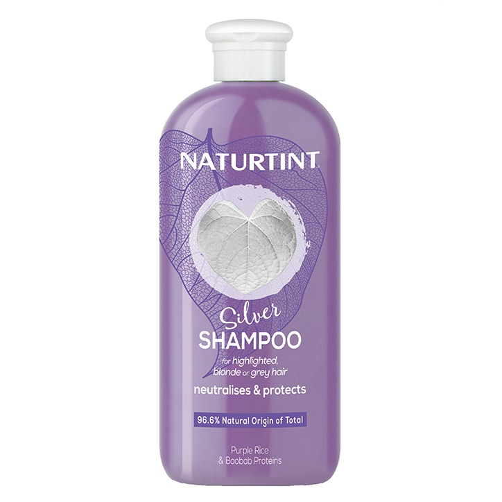 Naturtint Silver Shampoo Neutralising 330ml