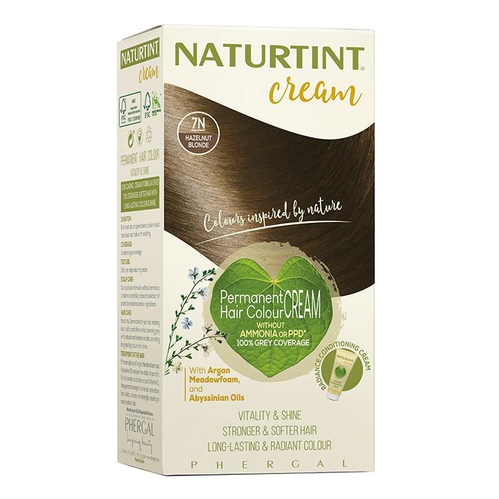 Naturtint Cream 7N Hazelnut Blonde 155ml