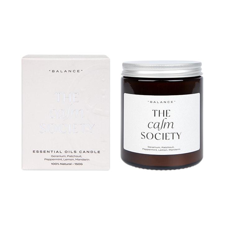 The Calm Society Balance Candle 200g