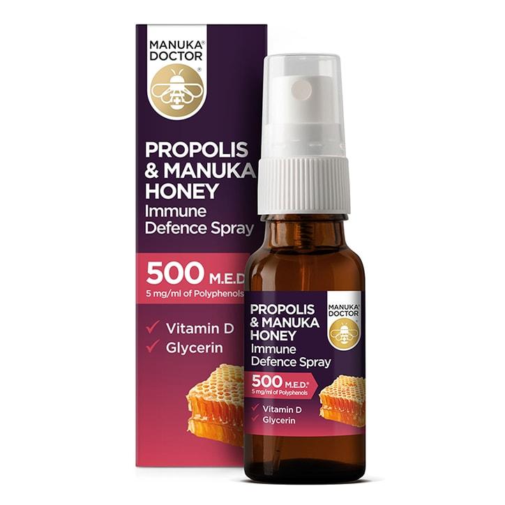 Manuka Doctor Immune Defence 500 M.E.D 20ml