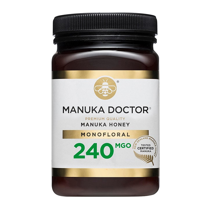Manuka Doctor Manuka Honey MGO 240 500g