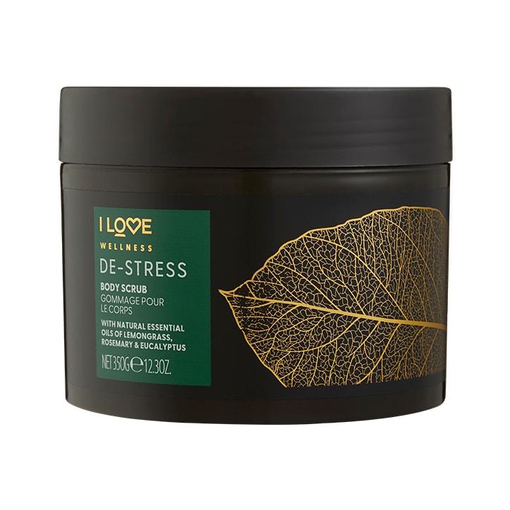 I Love Wellness De-Stress Body Scrub 350g