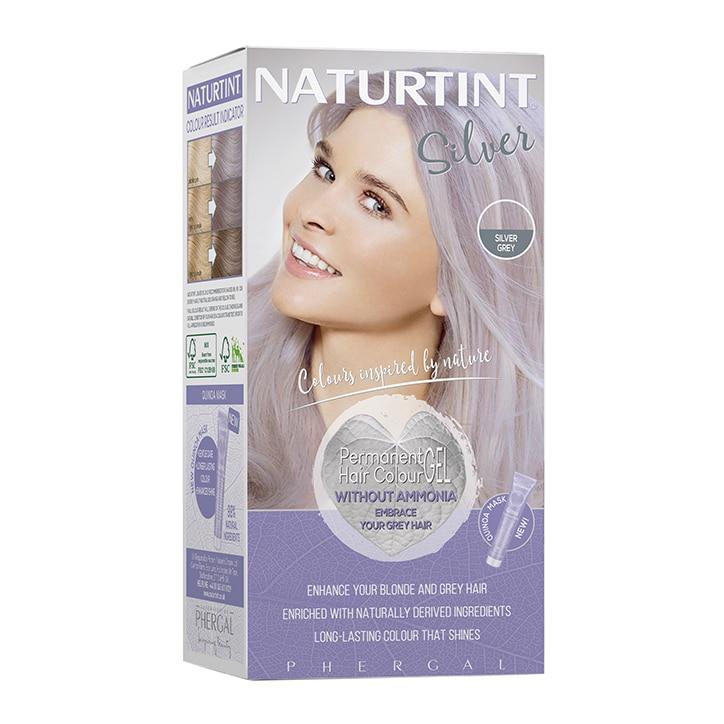 Naturtint Permanent Hair Colour Silver - Silver Grey 170ml