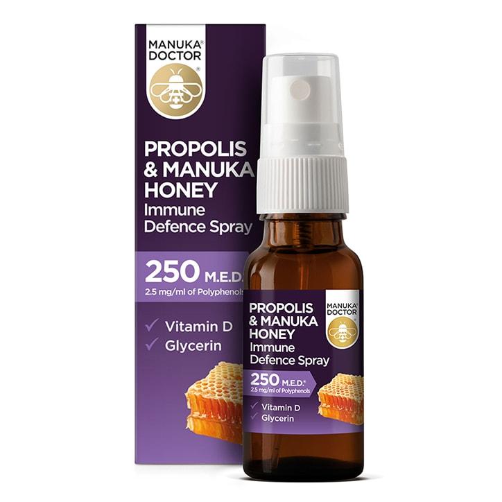 Manuka Doctor Immune Defence Spray 250 M.E.D 20ml