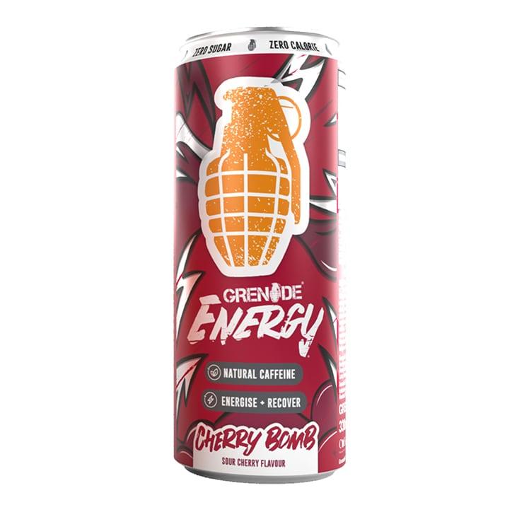 Grenade Energy Cherry Bomb 330ml