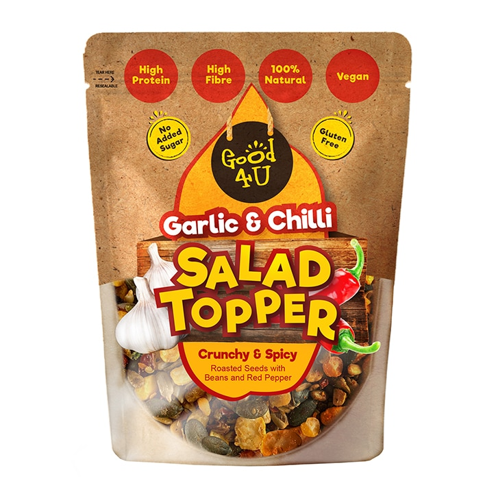 Good4U Garlic & Chilli Salad Topper 125g