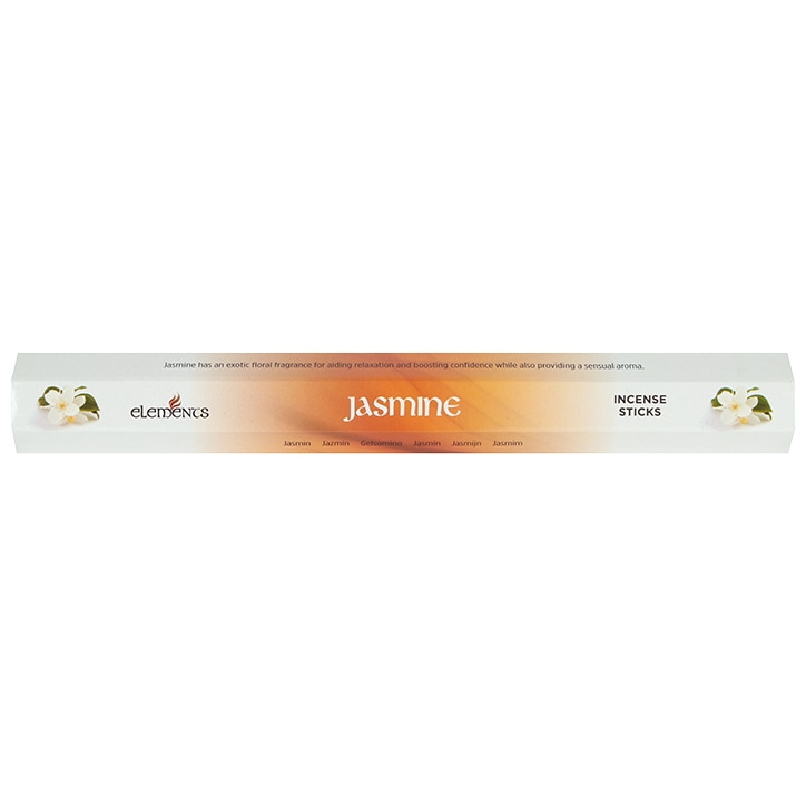 Elements Jasmine Incense 20 Sticks