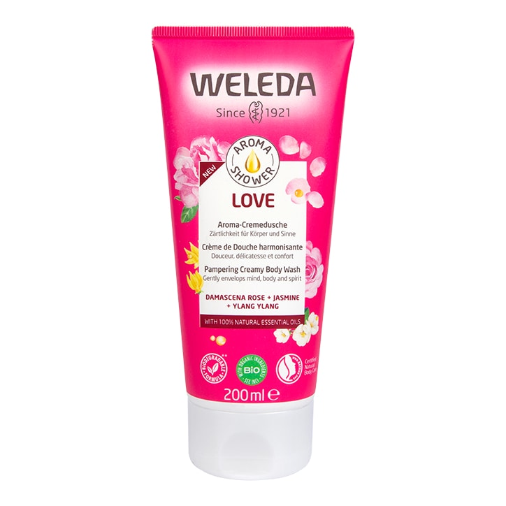 Weleda Love Aroma Shower 200ml