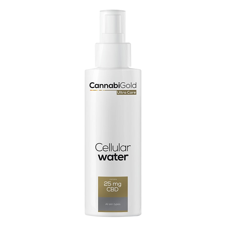 CannabiGold Ultra Care Cellular Water 125ml