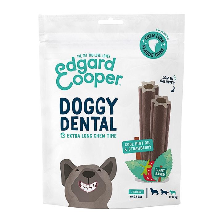 Edgard & Cooper Doggy Dental Mint & Strawberry 105g
