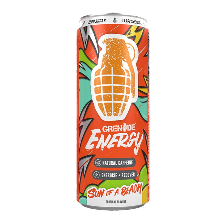 Grenade Energy Sun Of A Beach 330ml