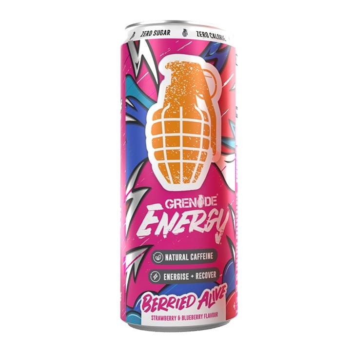 Grenade Energy Berried Alive 330ml