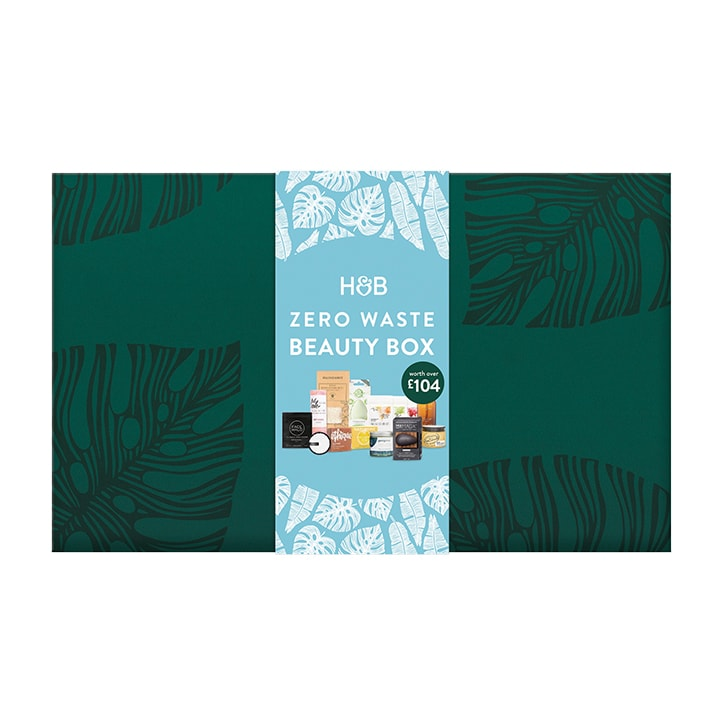 H&B Clean & Conscious Monthly Beauty Edit - Zero Waste