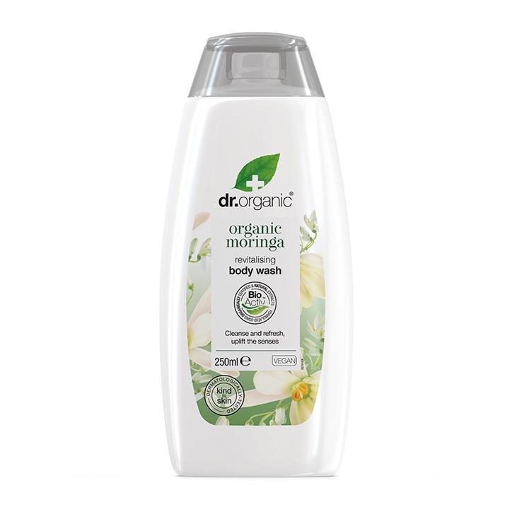 Dr Organic Moringa Body Wash 250ml