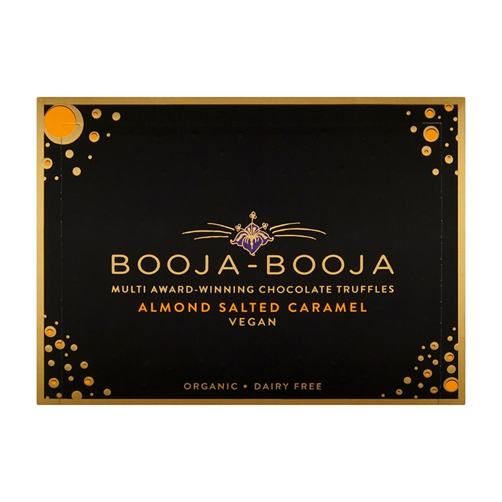 Booja Booja Almond Salted Caramel Chocolate Truffles 92g