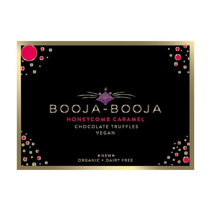 Booja Booja Honeycomb Caramel Truffles 92g