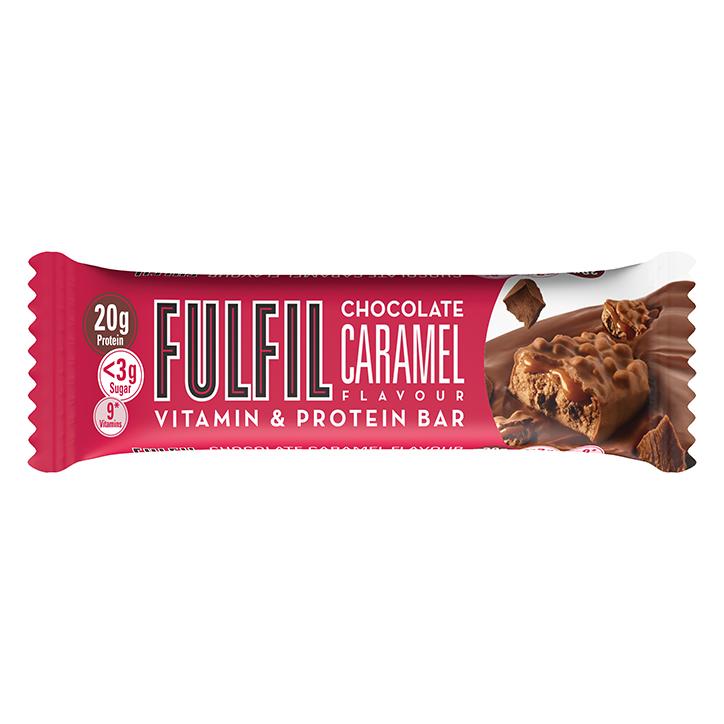 Fulfil Chocolate Caramel Protein Bar 55g