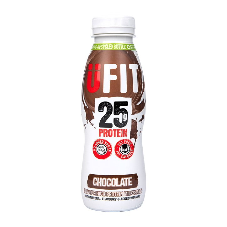 UFIT 25g High Protein Drink Chocolate 330ml