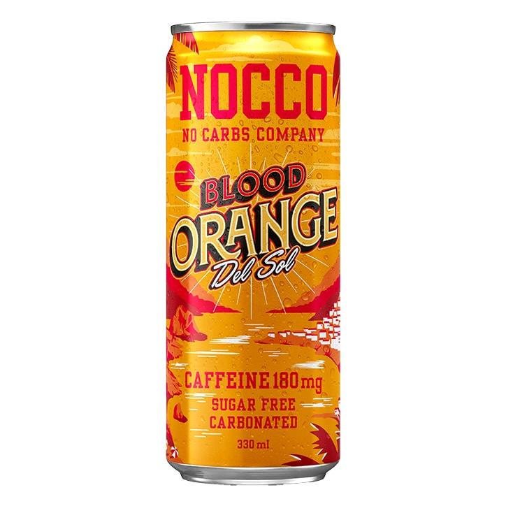 Nocco BCAA Orange Del Sol 330ml