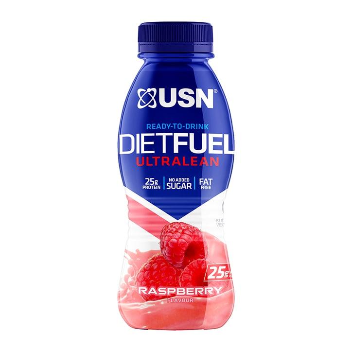 USN Diet Fuel Ultralean Raspberry 330ml