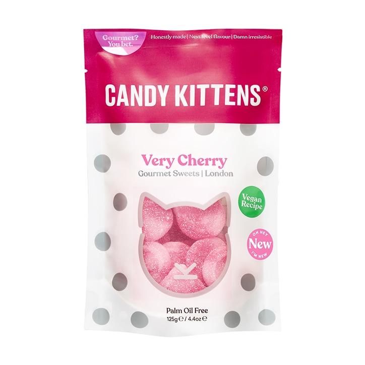 Candy Kittens Very Cherry 125g