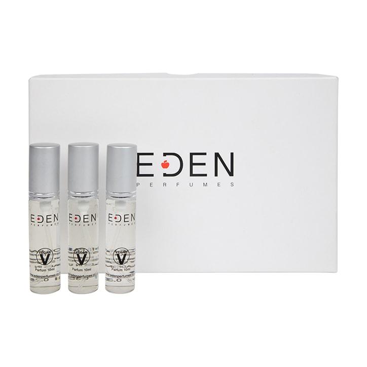 Eden Perfumes Discovery Trio Set - 3 x 10ml