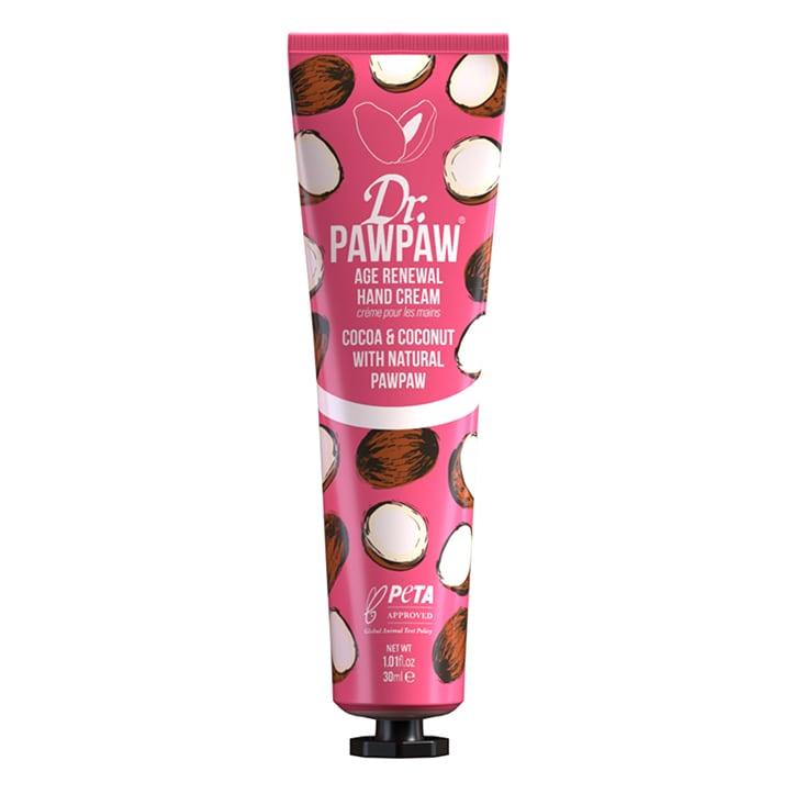 Dr. PawPaw Age Renewal Cocoa & Coconut Hand Cream 30ml